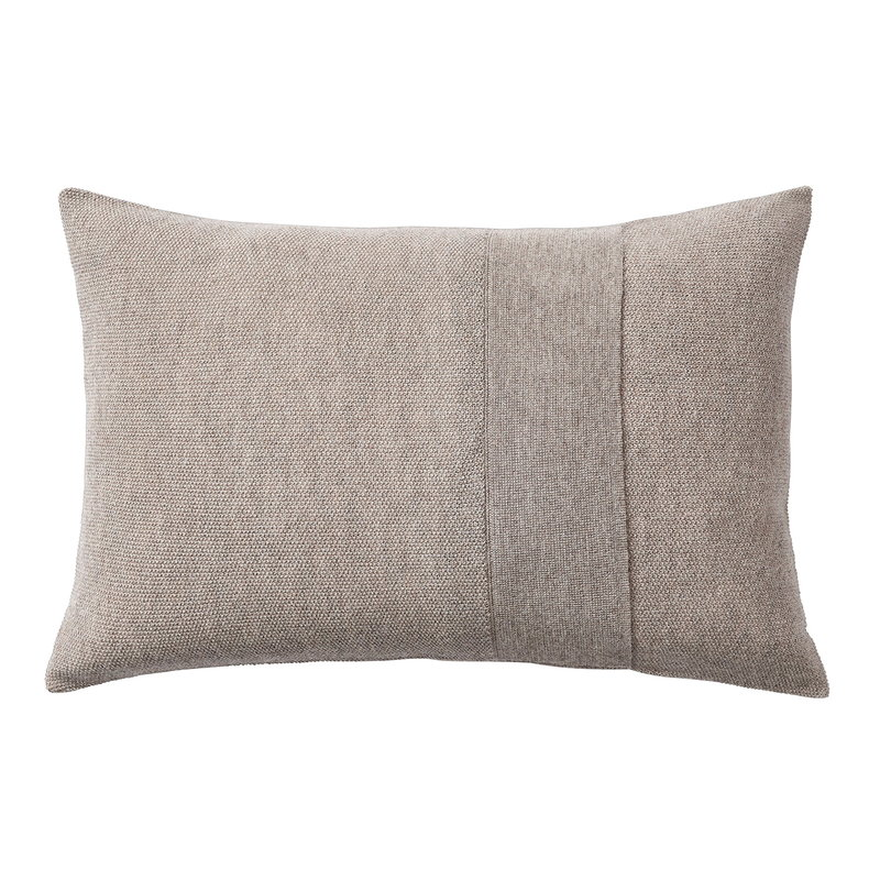 Muuto Layer cushion 40 x 60 cm, sand grey