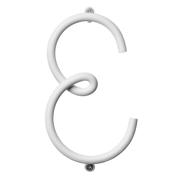 NakNak Wire Alphabet E