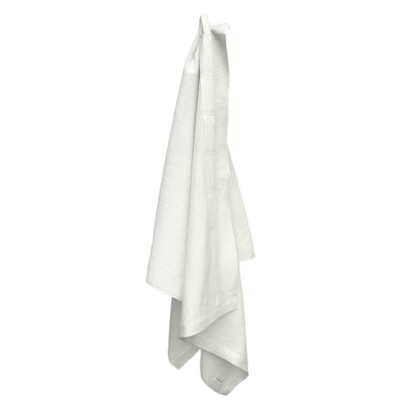 The Organic Company Everyday bath towel, natural white