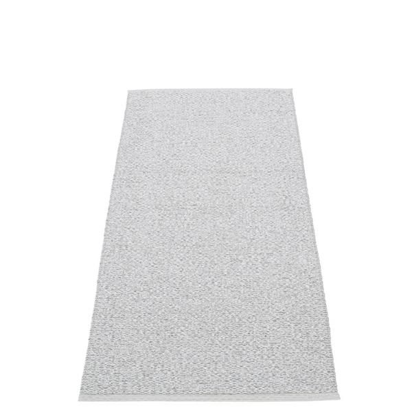 Pappelina Svea rug, 70 x 160 cm, grey metallic