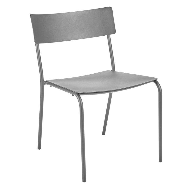 Serax August tuoli, harmaa