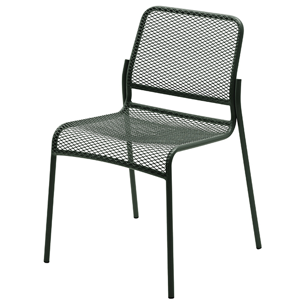 Skagerak Mira chair, hunter green