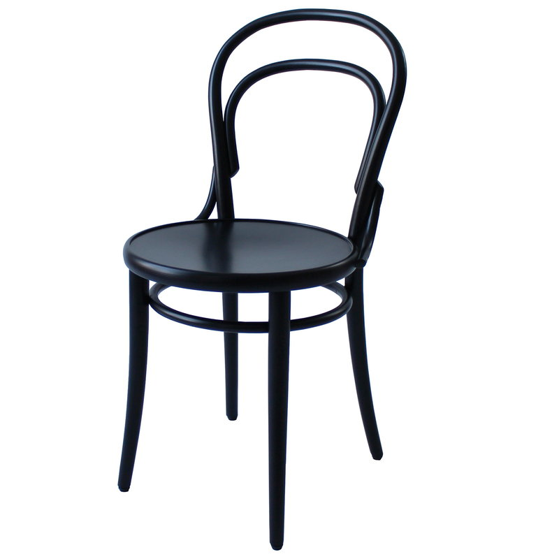 TON Chair 14, black