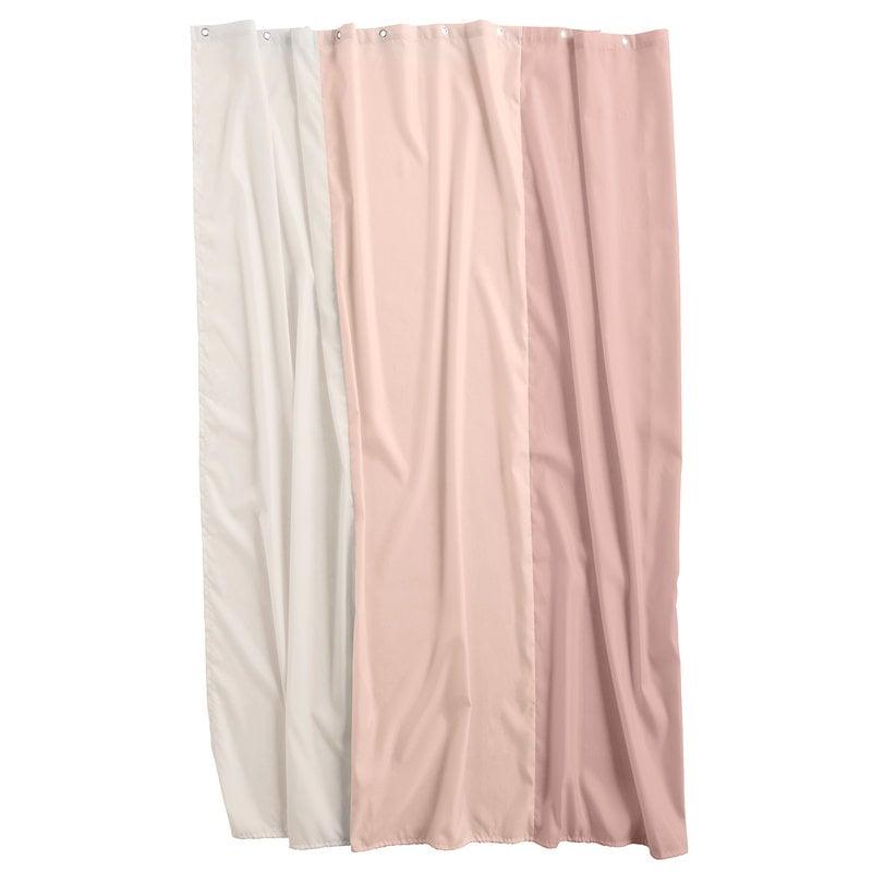 Hay Aquarelle vertical suihkuverho, rose