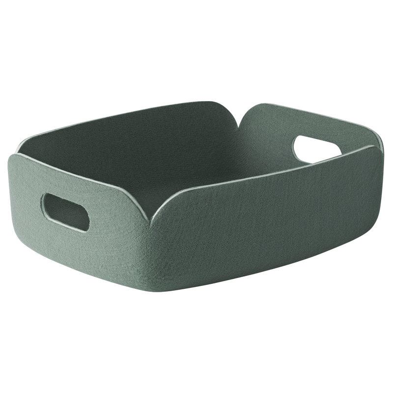 Muuto Vassoio Restore, dusty green