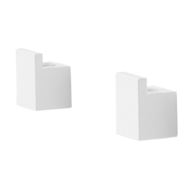 By Lassen Kubus wall bracket, white