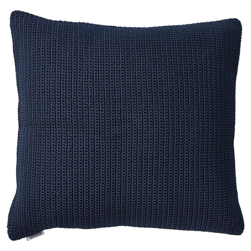 Cane-line Divine cushion, 50 x 50 x 12 cm, midnight blue
