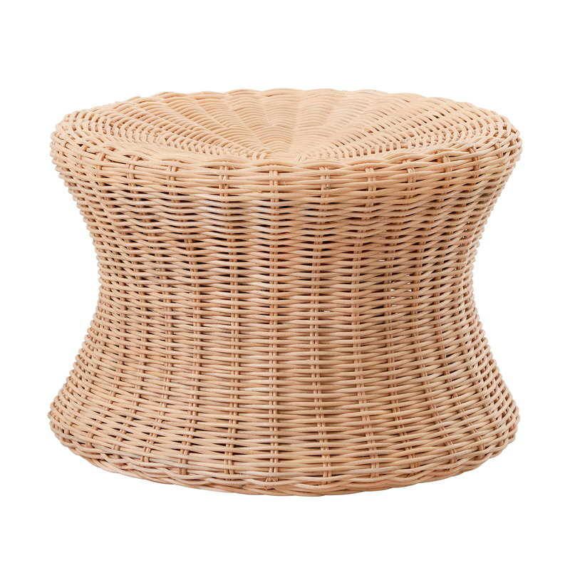 Eero Aarnio Originals Mushroom stool, small, rattan