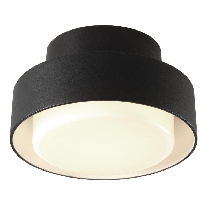 Marset Plaff-On Outdoor ceiling lamp, black
