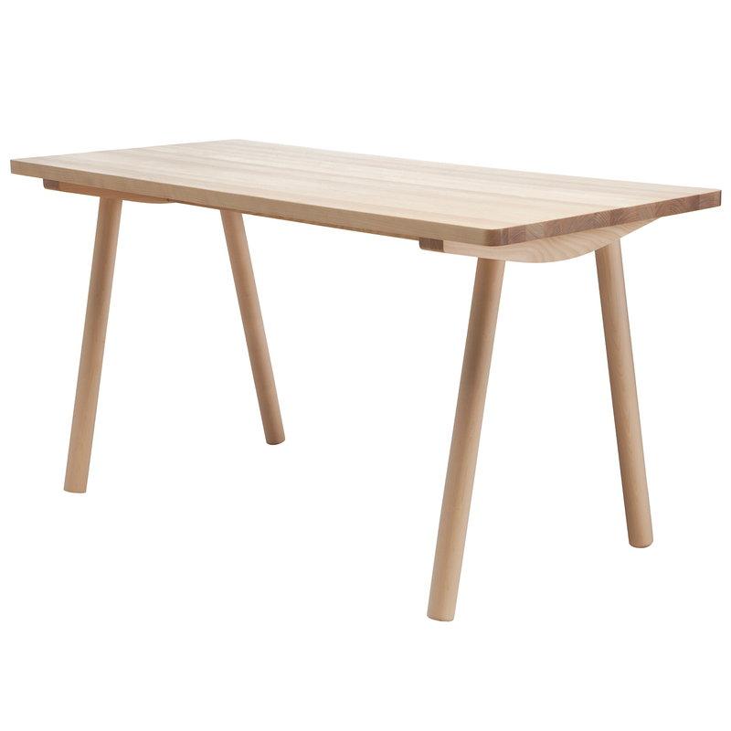 Nikari Koti pöytä, 140 x 65 x 73 cm, koivu