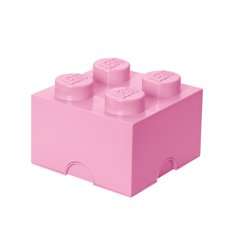 Room Copenhagen Lego Storage Brick 4, light purple
