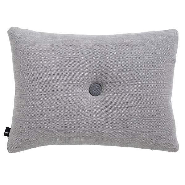 Hay Dot cushion, Surface, light grey