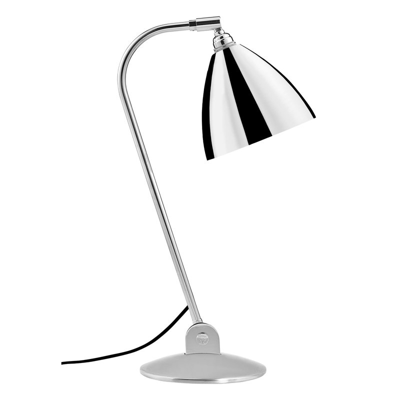 Gubi Bestlite BL2 table lamp, chrome