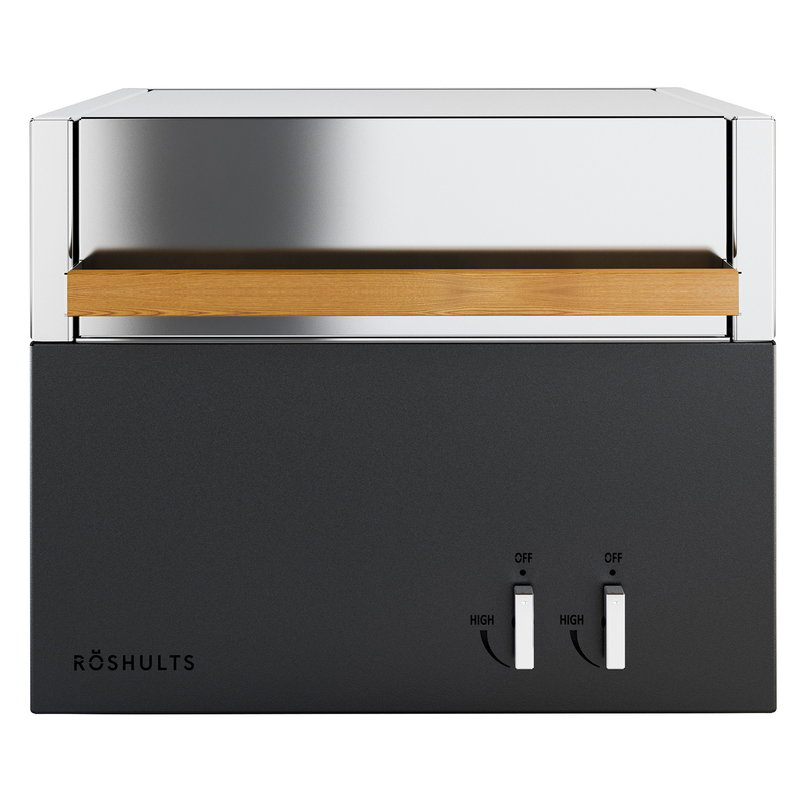Röshults Module gas grill X, anthracite