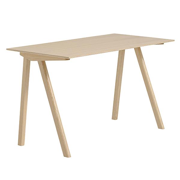 Hay CPH90 desk, matt lacquered oak