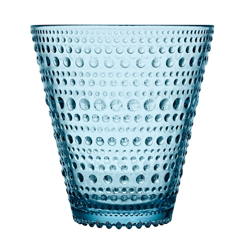 Iittala Kastehelmi tumbler 2 pcs, light blue
