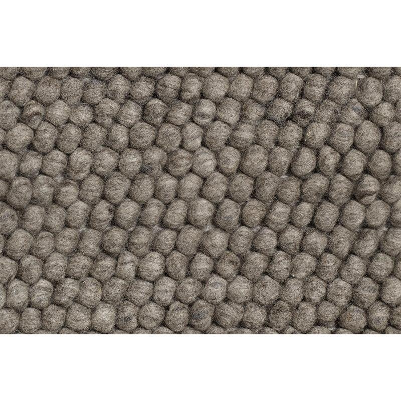 Hay Peas rug, dark grey
