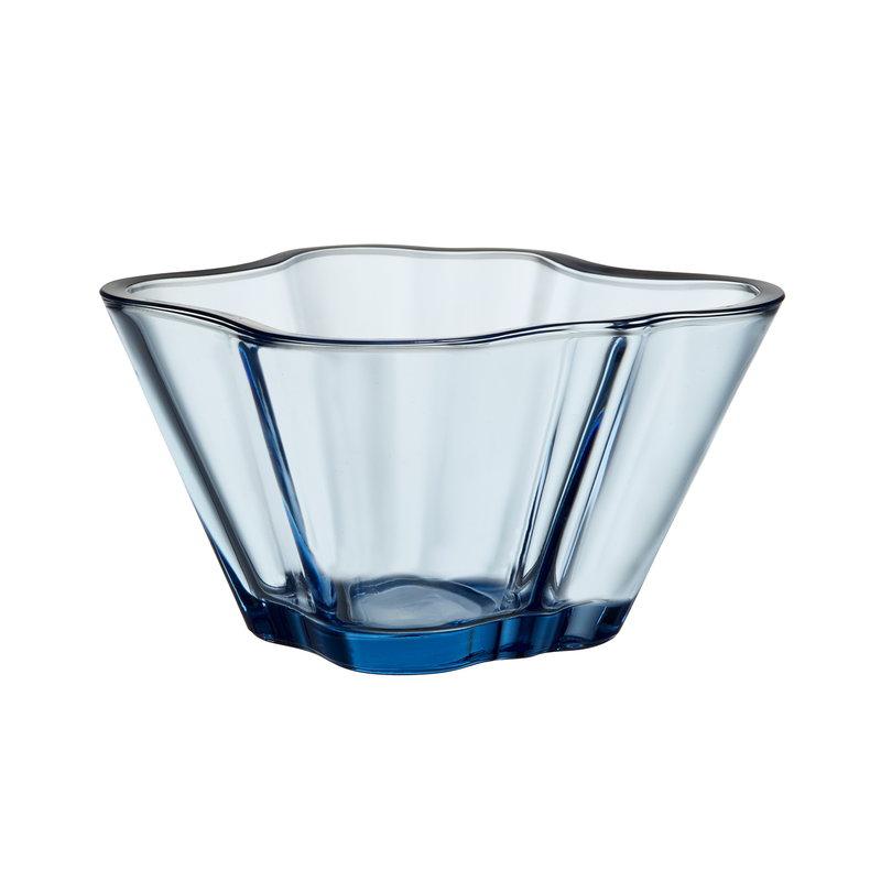 Iittala Aalto bowl 75 mm,  aqua