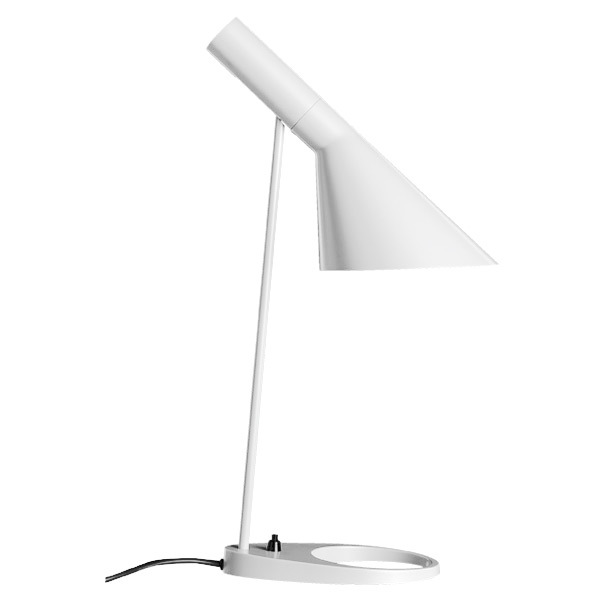 Louis Poulsen AJ table lamp, white