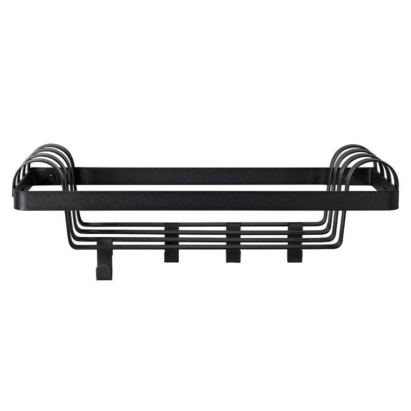 Minus Tio Arches coat rack, black