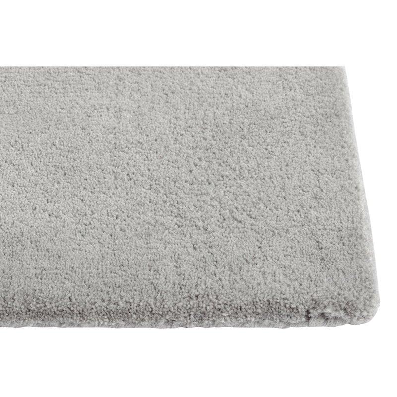 Hay Raw No 2 rug, light grey