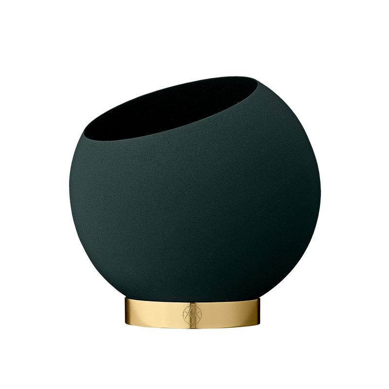 AYTM Globe flower pot, XS, forest