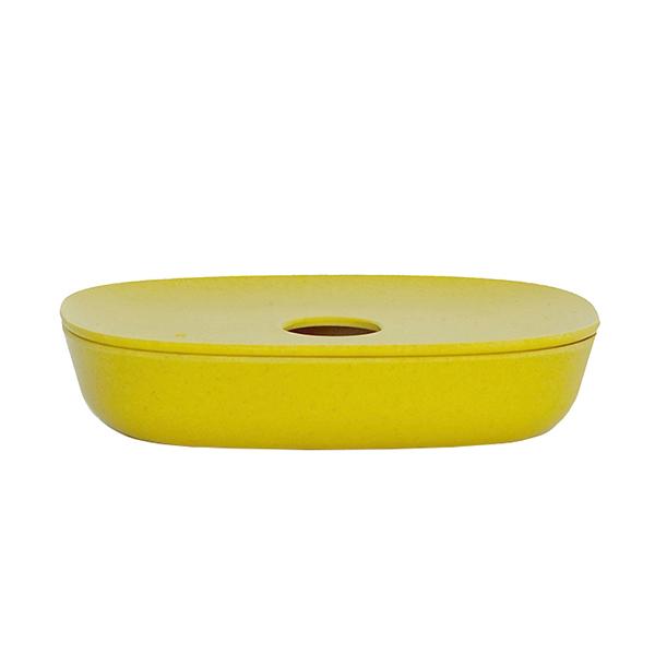 Ekobo BIOBU Bano saippua-alusta, keltainen