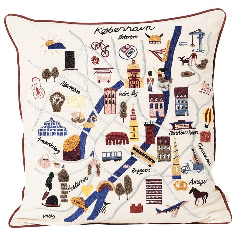 Ferm Living Copenhagen cushion