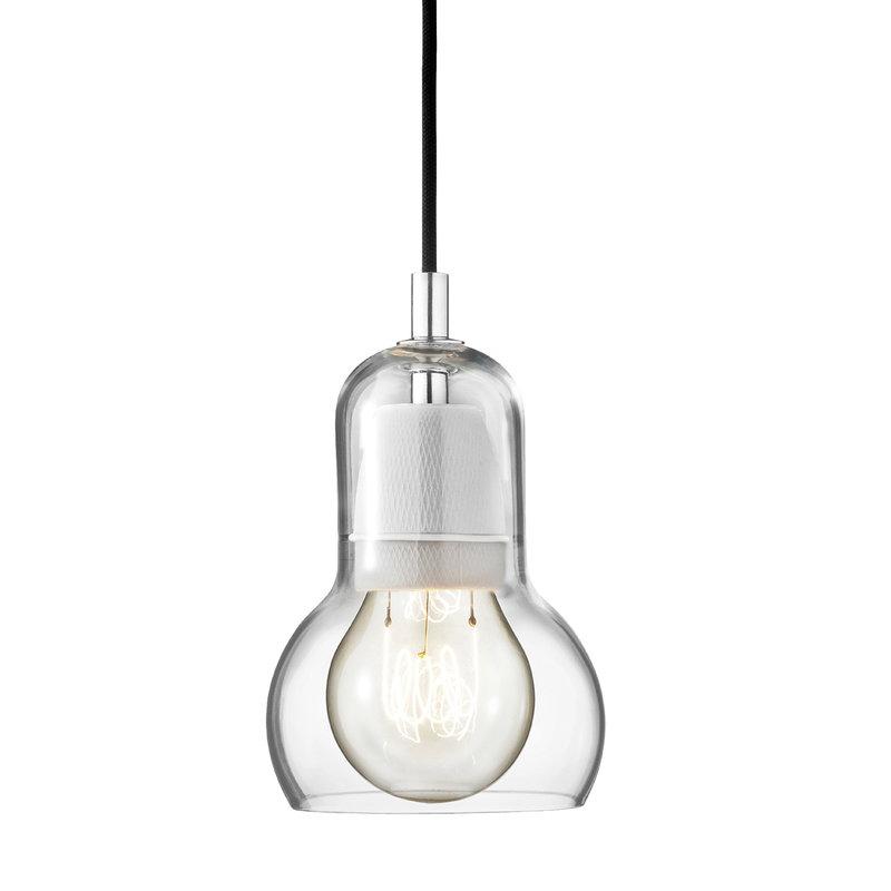 &Tradition Bulb SR1 pendant, black cord