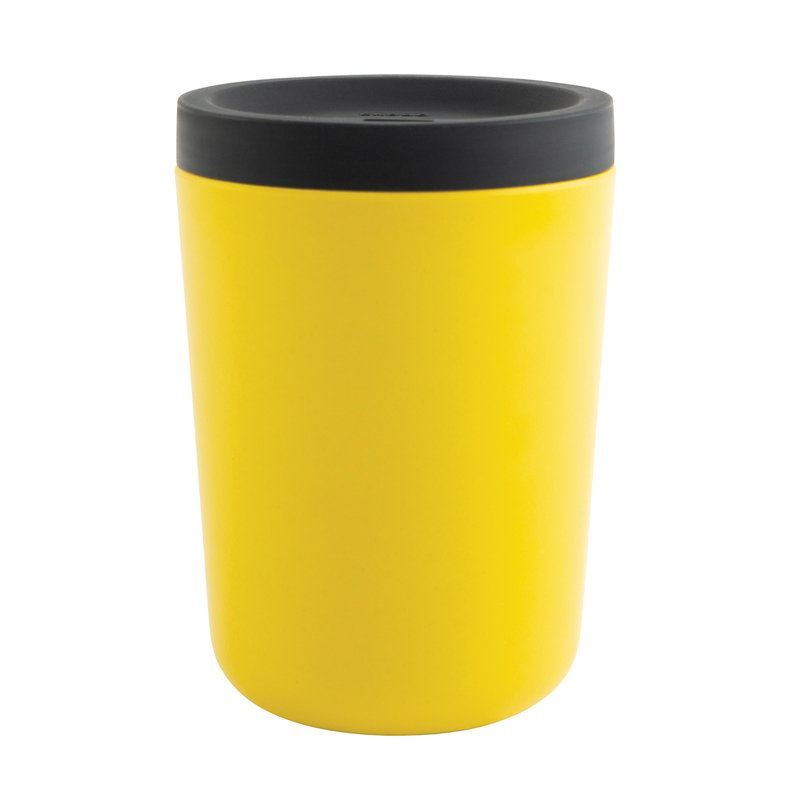 Ekobo Go travel mug, 35 cl, lemon