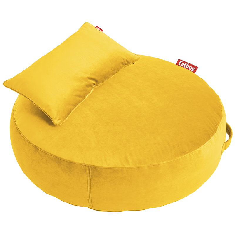 Fatboy Pupillow Velvet, maize yellow
