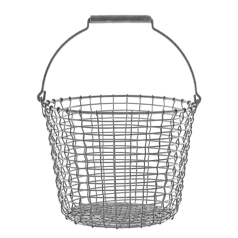 Korbo Wire bucket 16, galvanized