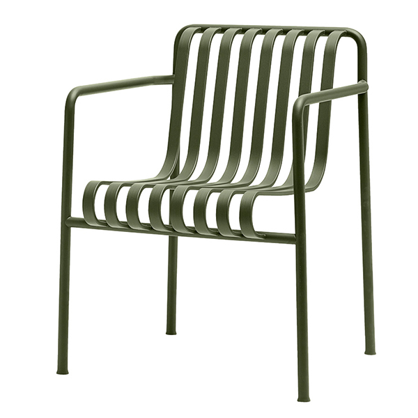 Pleasing Hay Palissade Dining Armchair Olive Finnish Design Shop Alphanode Cool Chair Designs And Ideas Alphanodeonline