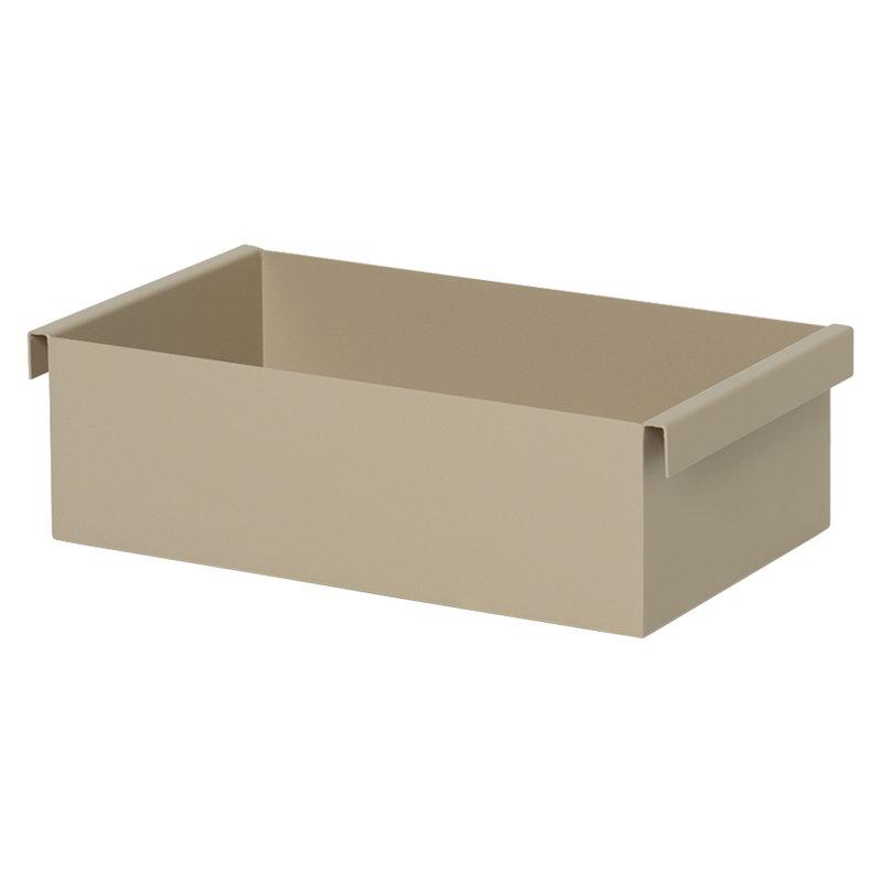 Ferm Living Plant Box säilytin, cashmere