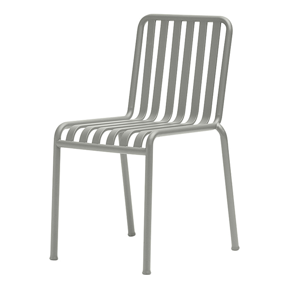 Hay Palissade chair, light grey