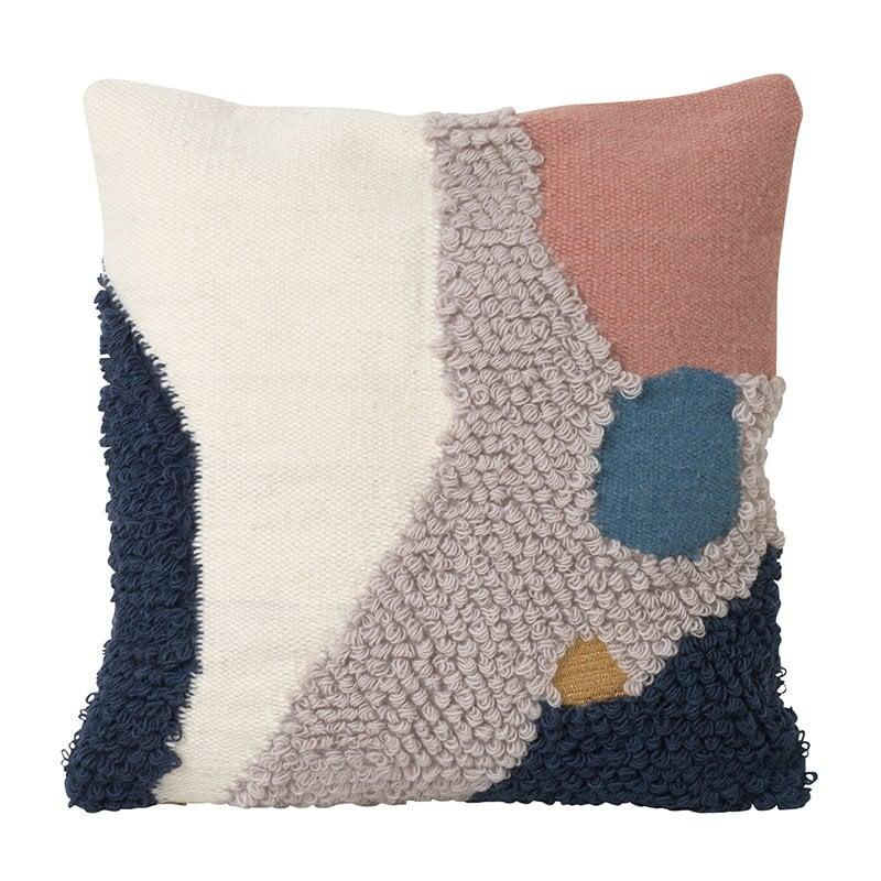 Ferm Living Loop cushion, Landscape