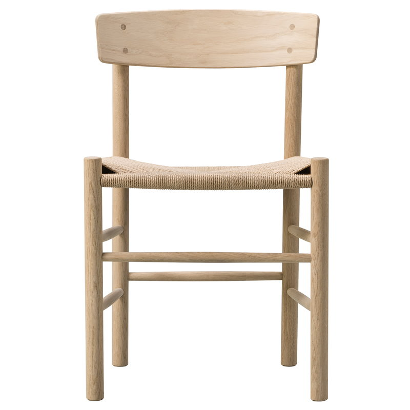 Fredericia J39 Mogensen chair, soaped oak