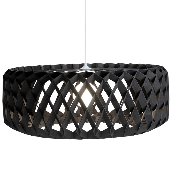 Showroom Finland Pilke 80 pendant, black
