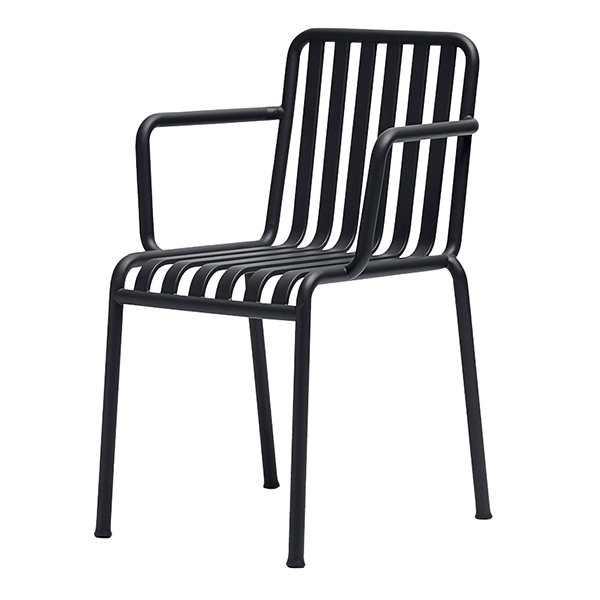 Hay Palissade armchair, anthracite