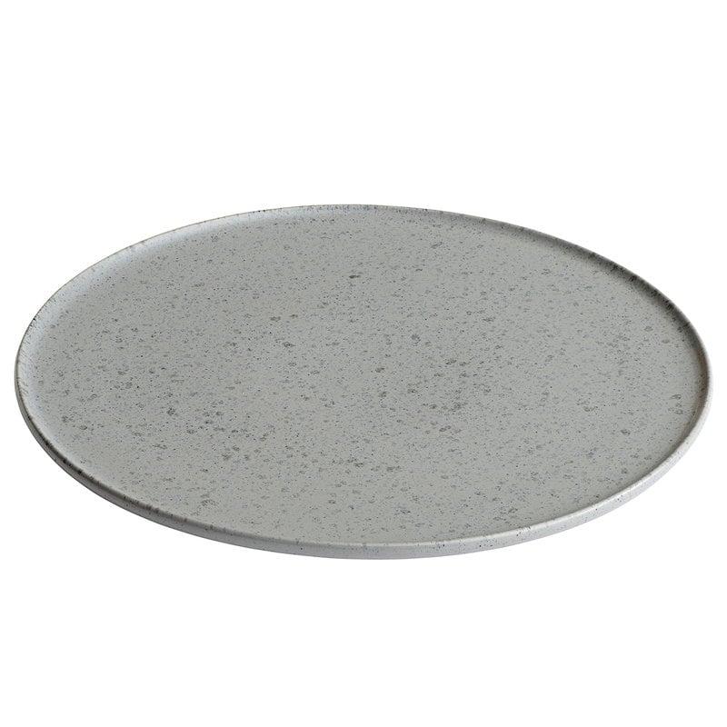 Kähler Ombria plate 27 cm, slate grey