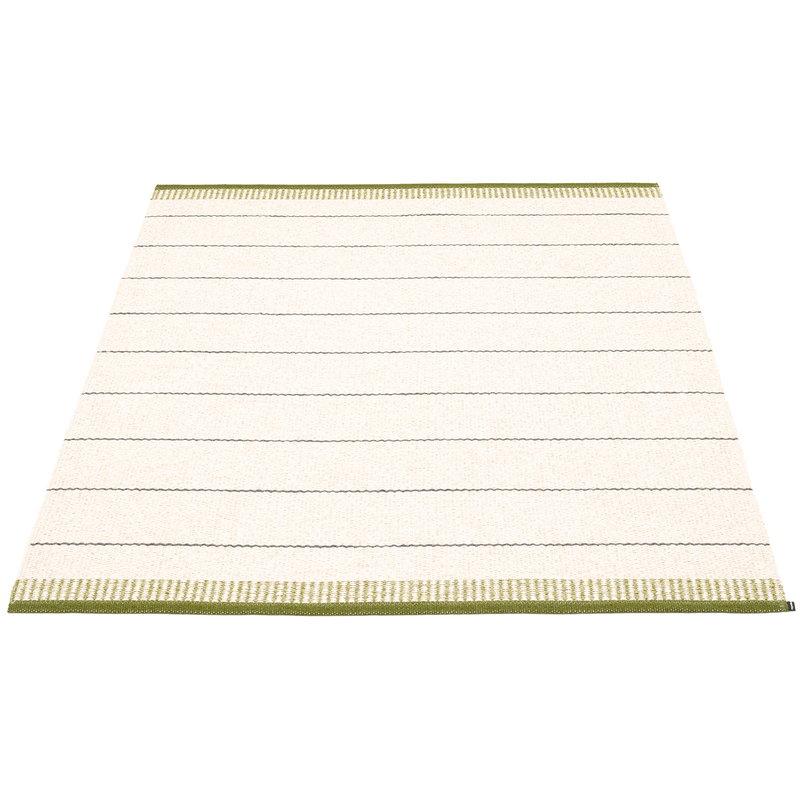 Pappelina Belle matto 140 x 200 cm, tumma oliivi