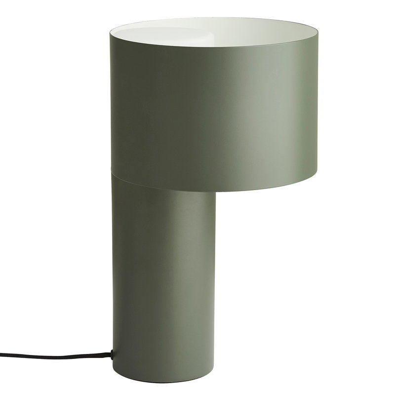 Woud Tangent table lamp, forest green