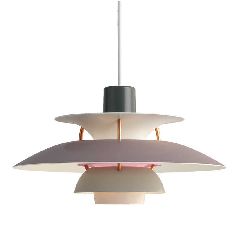 Louis Poulsen PH 5 Mini pendant, grey