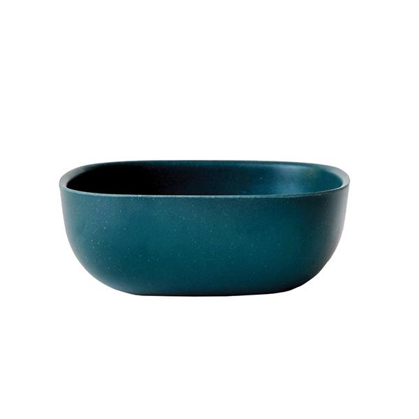Ekobo Ciotola BIOBU Gusto, L, blu scuro
