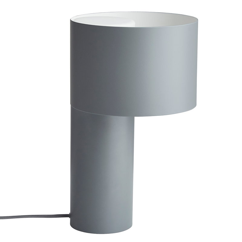 Woud Tangent table lamp, cool grey