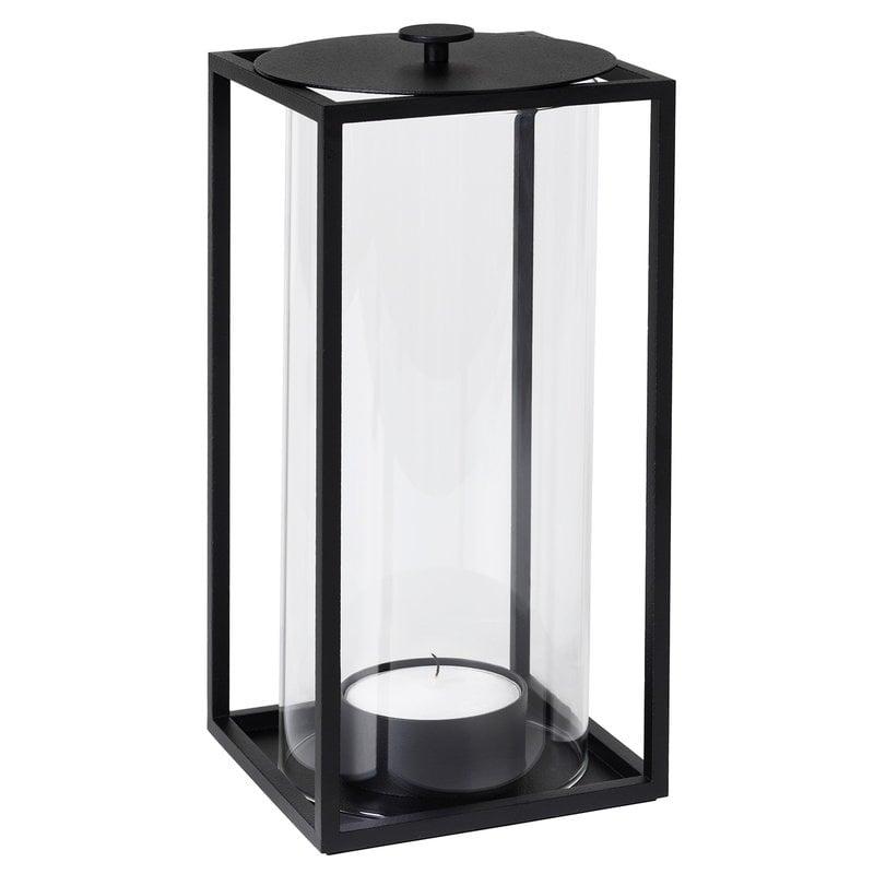 By Lassen Light'In lantern, black