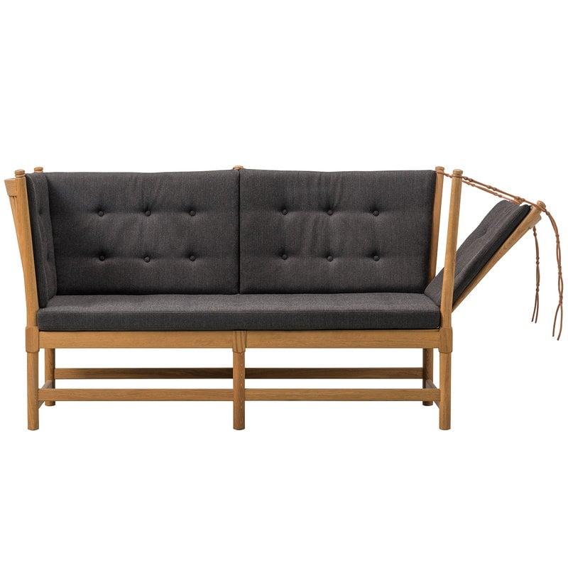 Fredericia Spoke-Back sofa, oak - Sunniva 2/242