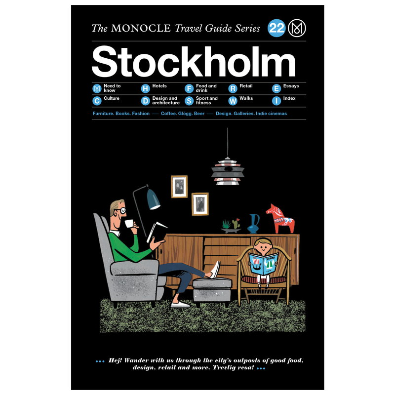 Stockholm Travel Guide: Gestalten The Monocle Travel Guide Series: Stockholm