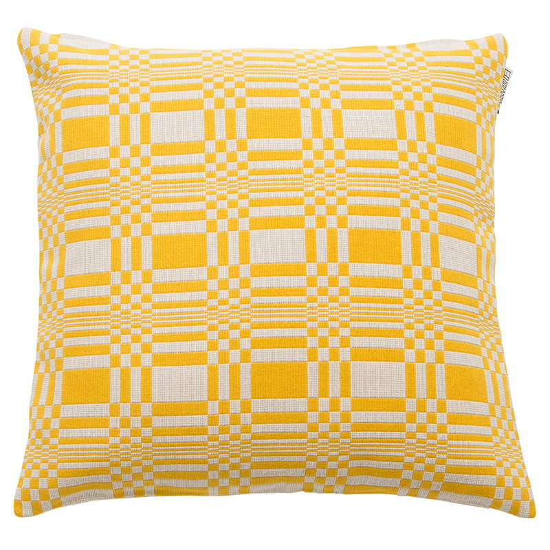 Johanna Gullichsen Doris cushion cover, yellow