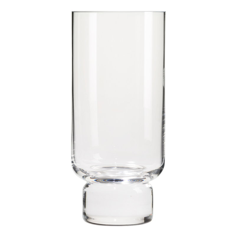 Karakter Clessidra vase, clear